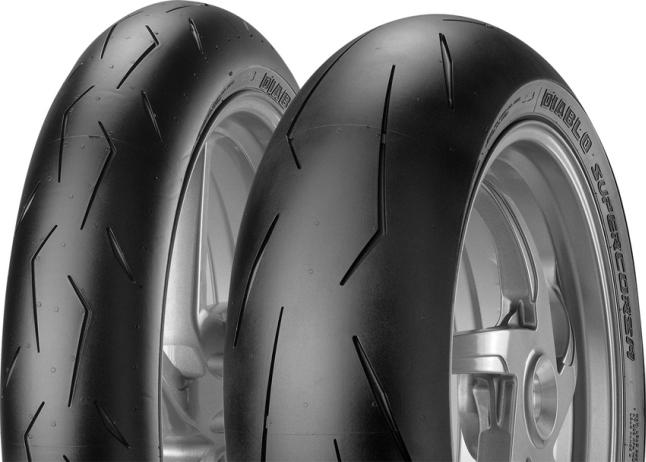 Pirelli diablo supercorsa sp - Pneumatici da moto