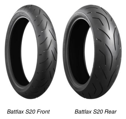 Bridgestone Battlax Hypersport S20 EVO - Pneumatici da moto