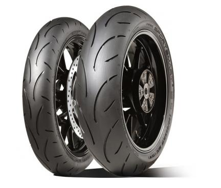 Dunlop SportSmart 2 – Pneumatici da moto