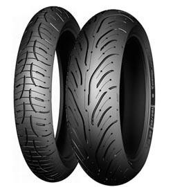 Michelin Pilot Road 4 - Pneumatici da moto