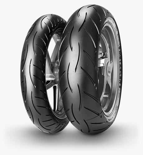 Metzeler Sportec M5 Interact - pneumatici da moto