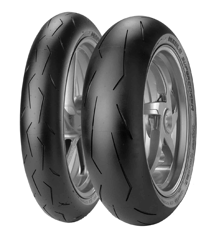 Pirelli Diablo Supercorsa SC - Pneumatici da moto