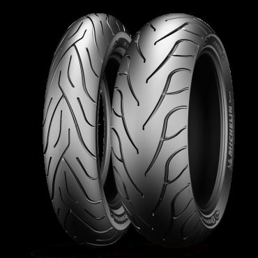 la gomma moto da 40.000 km Custom gomme