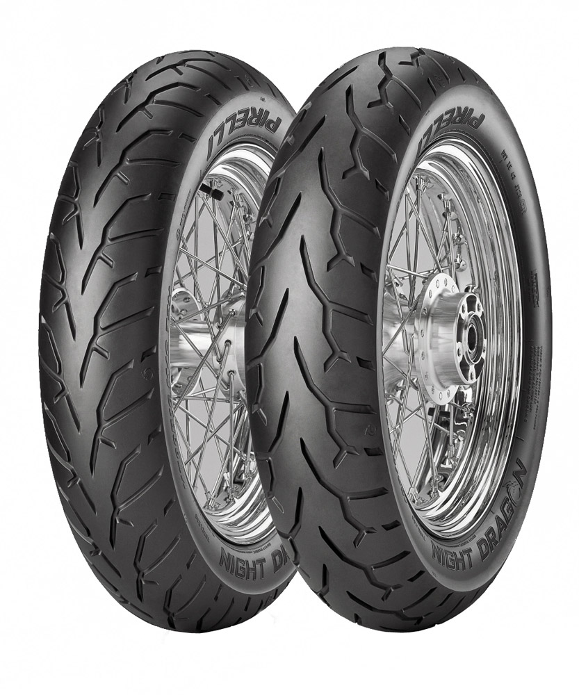 Pirelli Night Dragon - Moto gomme