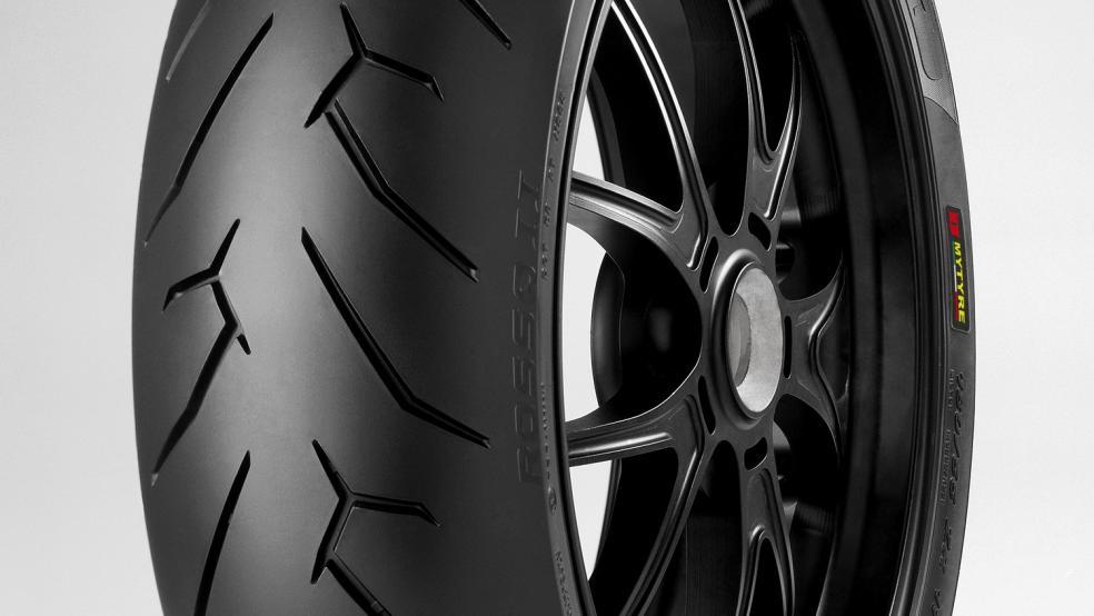 Pirelli Diablo Rosso 2 - Gomme moto