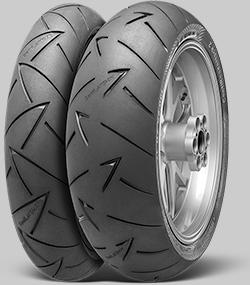 Il nostro capolavoro per lo Sport-Touring, dedicato a moto imponenti. La versione GT è ideale per Touring pesanti: di facile manovrabilità, mescola più resistente all'usura per un chilometraggio ancor più generoso.