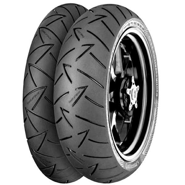 Continental RoadAttack 2 GT gomme moto