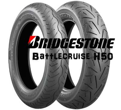 bridgestone battlecruise h50 gomme moto