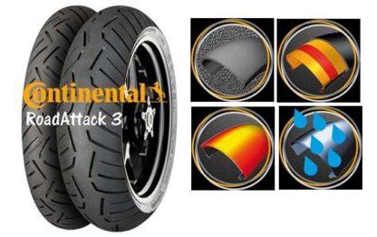 Il pneumatico Allround con i più alti standard nel segmento sport touring.