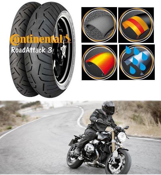 Il nuovo pneumatico RoadAttack
