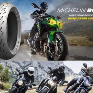 Michelin Road 5 sfrutta la tecnologia bimescola