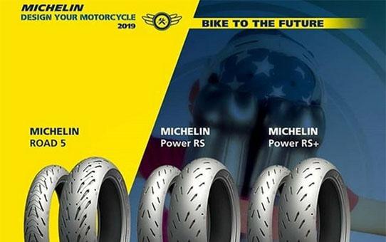 Gomme moto Michelin