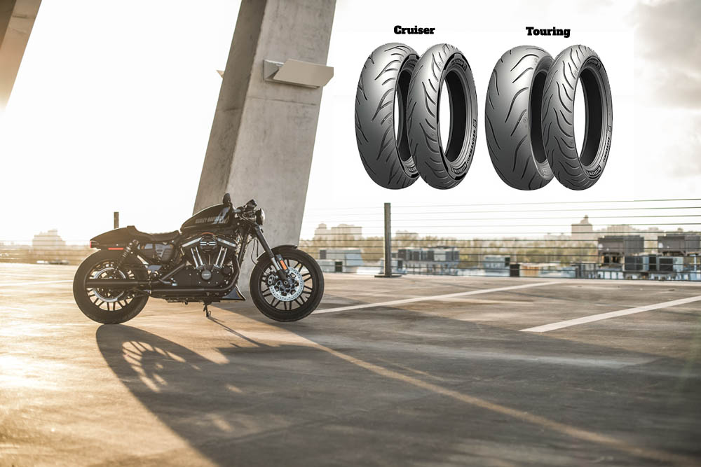 Michelin Commander 3 gomme moto online